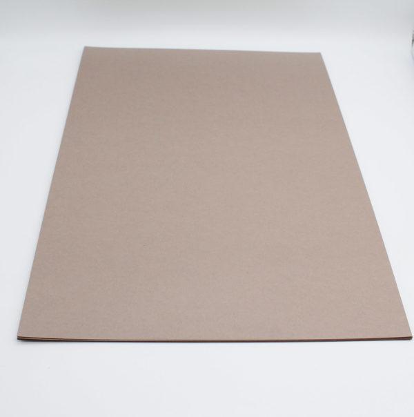 Uni Papier A4 glatt Taupe - Falktarten | Unsere kleine Bastelstube - DIY Bastelideen für Feste & Anlässe