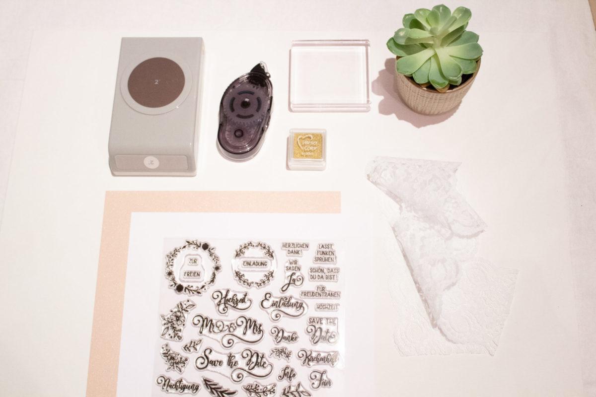 Glitzer ist das neue Schwarz | Unsere kleine Bastelstube - DIY Bastelideen für Feste & Anlässe