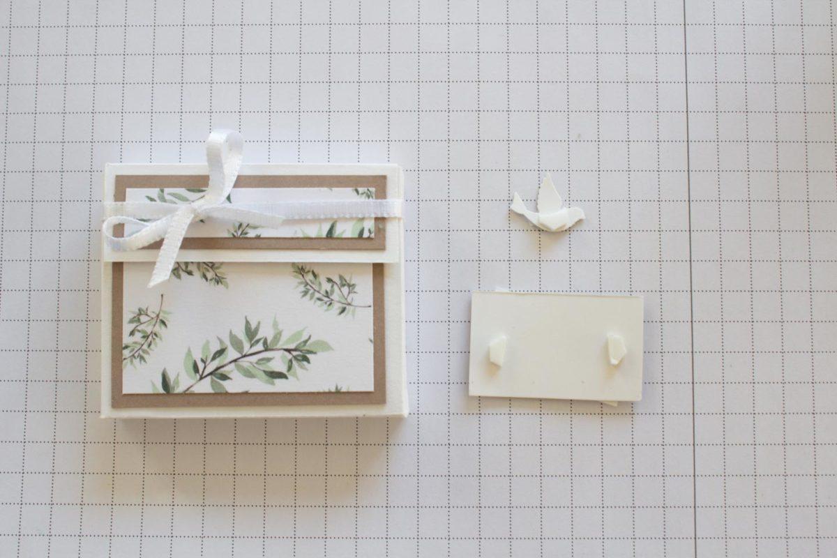 Einladung zur Firmung | Unsere kleine Bastelstube - DIY Bastelideen für Feste & Anlässe