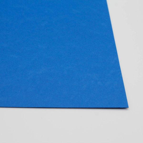 Uni Papier A4 glatt Königsblau - Faltkarten | Unsere kleine Bastelstube - DIY Bastelideen für Feste & Anlässe