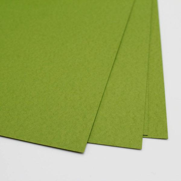 Uni Papier A4 glatt Olive 10 Blatt | Unsere kleine Bastelstube - DIY Bastelideen für Feste & Anlässe