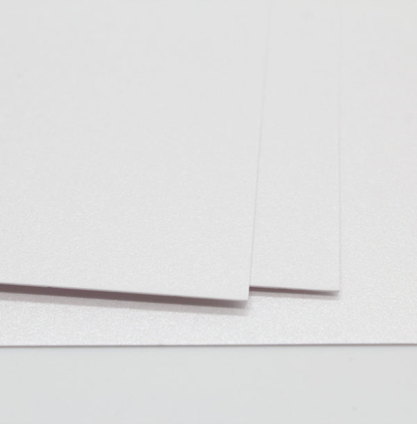 Uni Papier A4 glatt Perlmutt Schimmer - Faltkarten   Unsere kleine Bastelstube - DIY Bastelideen für Feste & Anlässe