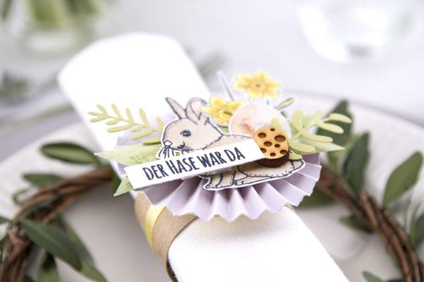 Stempelset Blumenduft | Unsere kleine Bastelstube - DIY Bastelideen für Feste & Anlässe