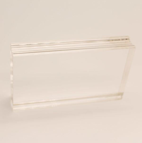 Acrylblock (Stempelblock groß 10x15cm) | Unsere kleine Bastelstube - DIY Bastelideen für Feste & Anlässe