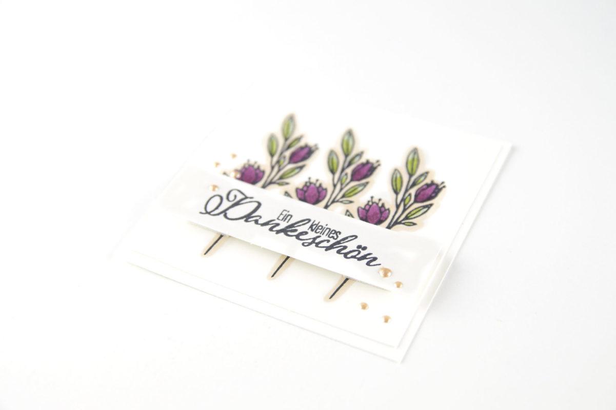 Karten zum Muttertag | Unsere kleine Bastelstube - DIY Bastelideen für Feste & Anlässe