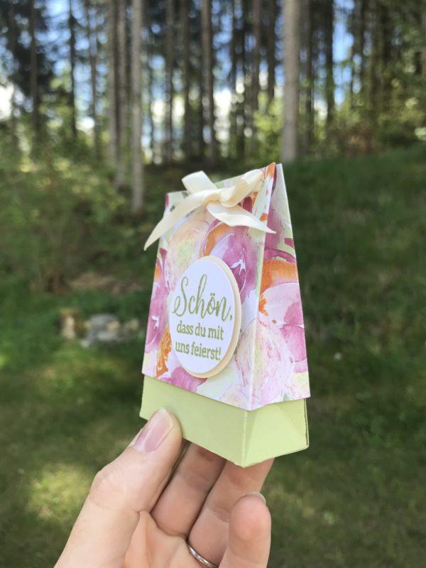 Geschenktütchen | Unsere kleine Bastelstube - DIY Bastelideen für Feste & Anlässe