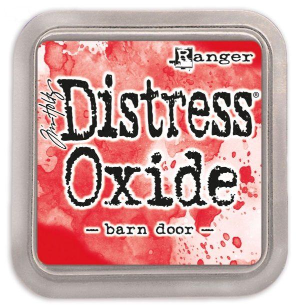 Distress oxide barn door - Tim Holtz Ranger | Unsere kleine Bastelstube - DIY Bastelideen für Feste & Anlässe