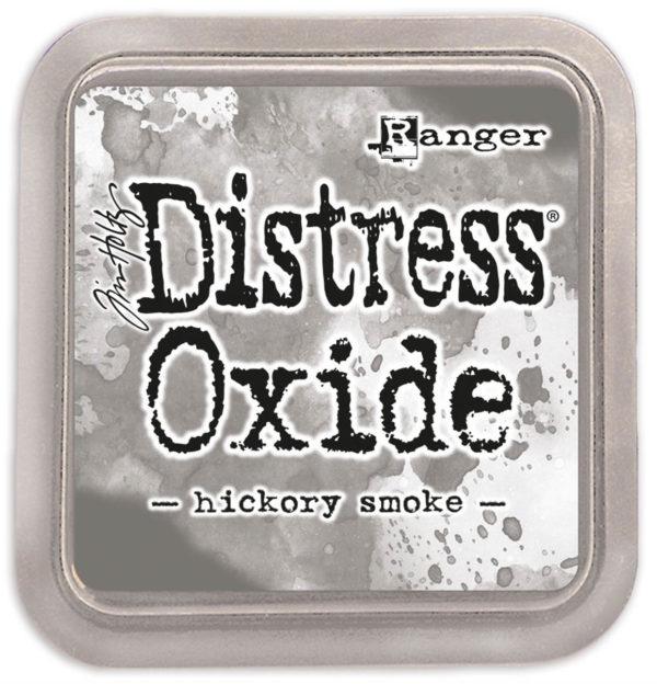 Distress oxide hickory smoke - Tim Holtz Ranger   Unsere kleine Bastelstube - DIY Bastelideen für Feste & Anlässe