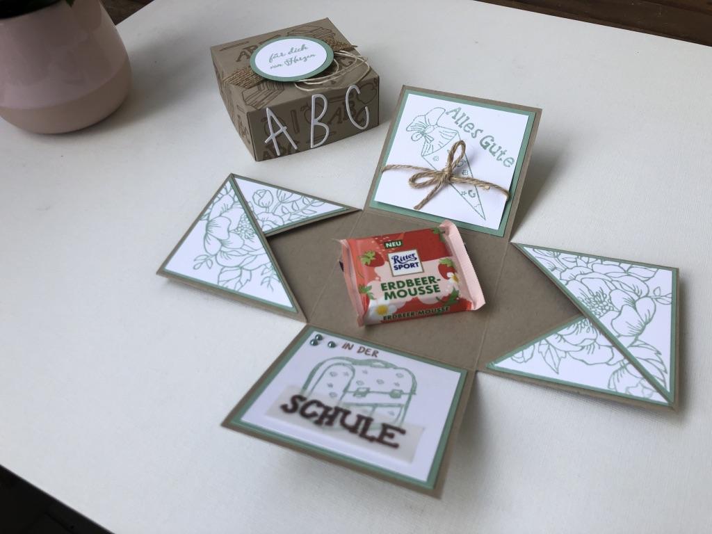 Nie mehr Schule!   Unsere kleine Bastelstube - DIY Bastelideen für Feste & Anlässe