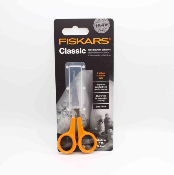 Fiskars Classic Handarbeitsschere 13 cm | Unsere kleine Bastelstube - DIY Bastelideen für Feste & Anlässe
