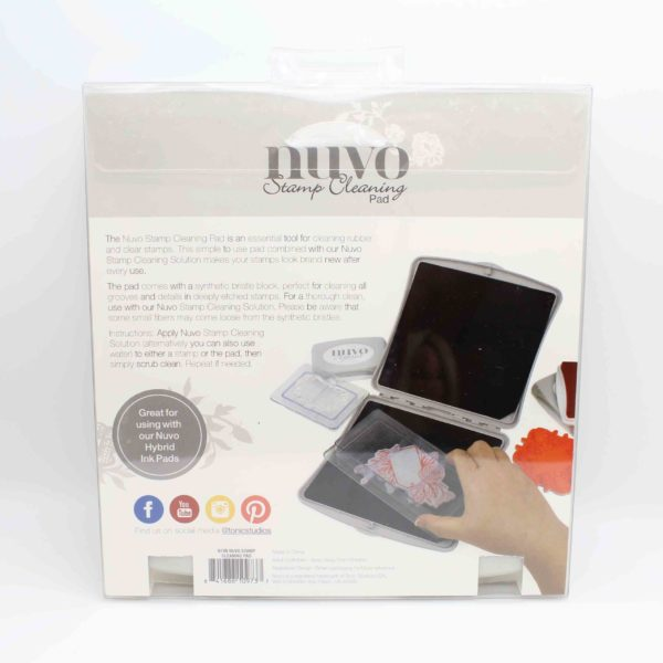 Tonic Studios - Nuvo Stempel reiniger box | Unsere kleine Bastelstube - DIY Bastelideen für Feste & Anlässe