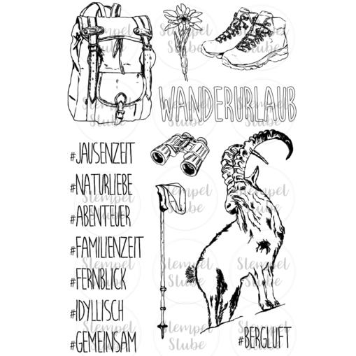 WAnderurlaub-scrapbooking