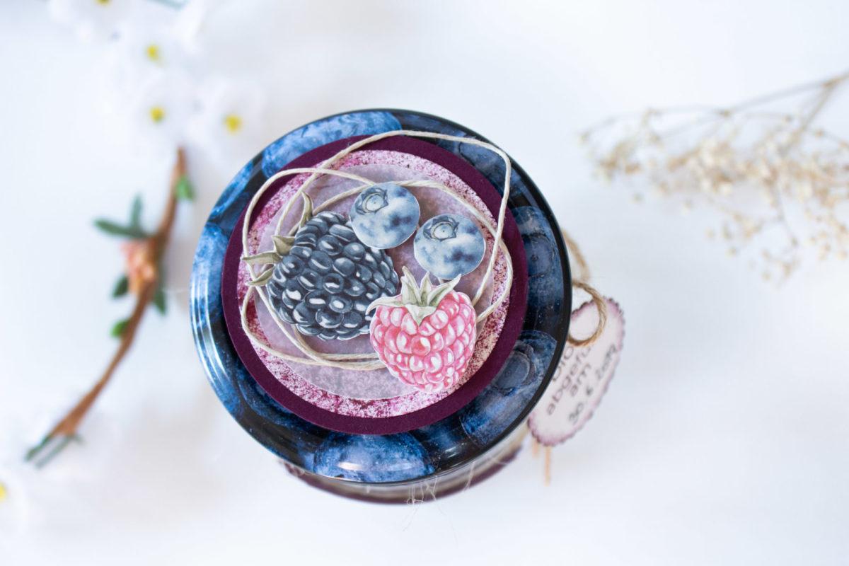Etikett für Marmelade | Unsere kleine Bastelstube - DIY Bastelideen für Feste & Anlässe