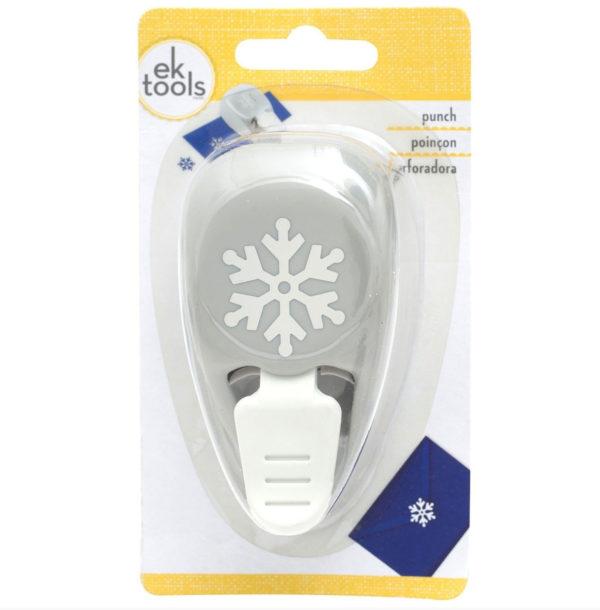 EK tools Punch lever snowflake | Unsere kleine Bastelstube - DIY Bastelideen für Feste & Anlässe