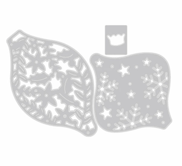 Sizzix Stanzen Detaillierte Ornamente (663411) | Unsere kleine Bastelstube - DIY Bastelideen für Feste & Anlässe