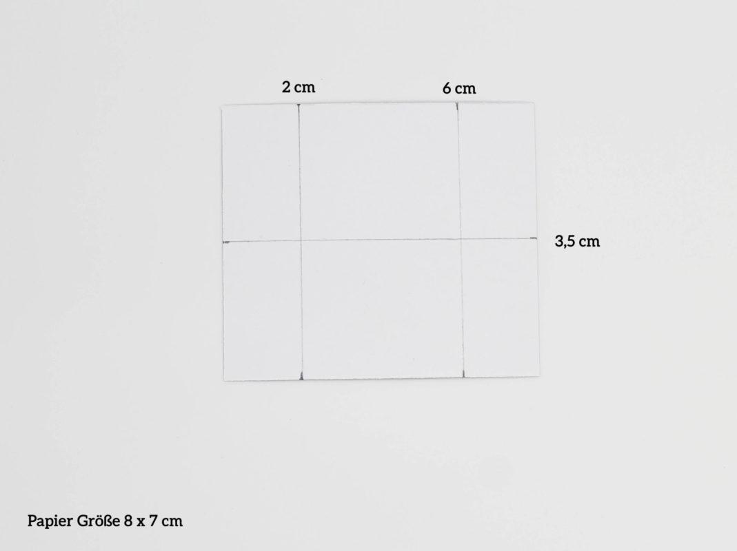 DIY- Stern Verpackung | Unsere kleine Bastelstube - DIY Bastelideen für Feste & Anlässe