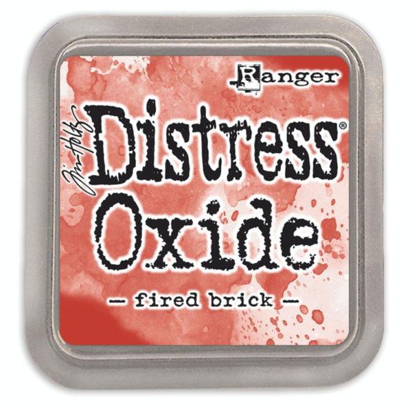Ranger • Tim Holtz Distress oxide fired brick | Unsere kleine Bastelstube - DIY Bastelideen für Feste & Anlässe