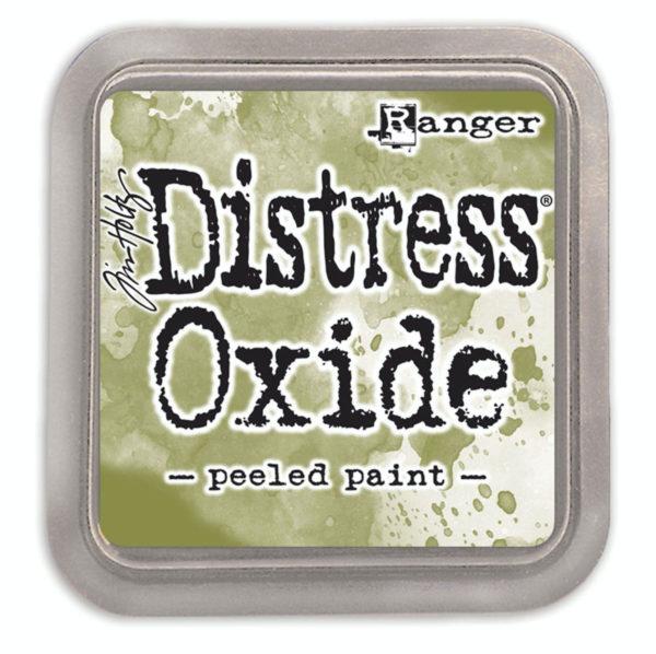 Ranger • Tim Holtz Distress oxide peeled paint   Unsere kleine Bastelstube - DIY Bastelideen für Feste & Anlässe