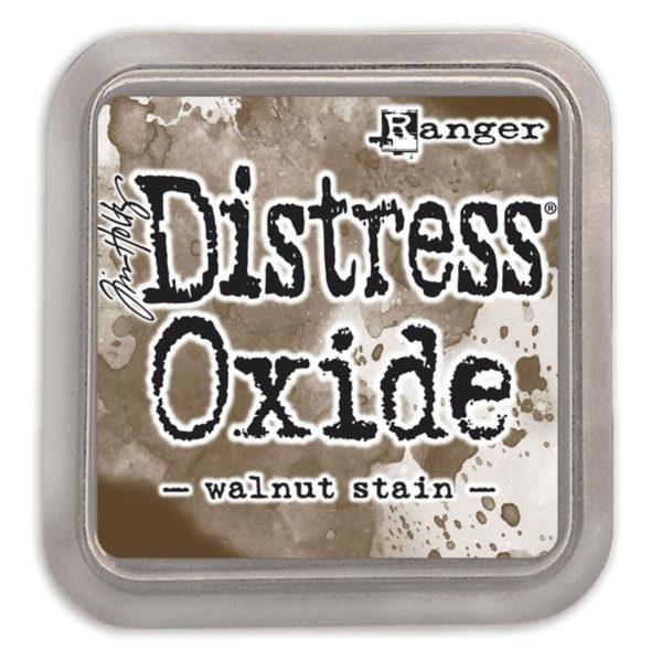Ranger • Tim Holtz Distress oxide walnut stain | Unsere kleine Bastelstube - DIY Bastelideen für Feste & Anlässe