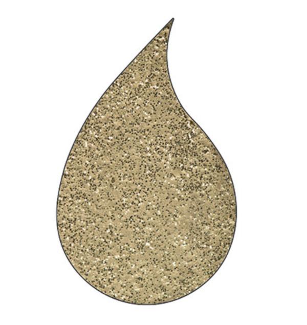 WoW Embossingpulver Glitter Gold | Unsere kleine Bastelstube - DIY Bastelideen für Feste & Anlässe