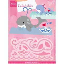 Marianne Design Stanzschablone Collectables Eline`s Wal