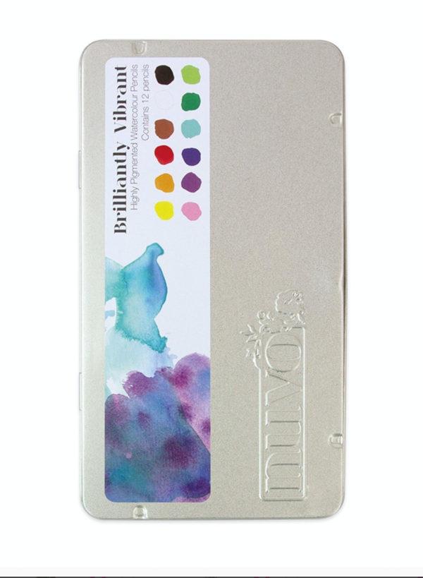 Watercolour Stifte -Tonic Studios Nuvo