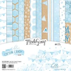 Designpapier-Blue-Cotton-Candy-ModaScrap