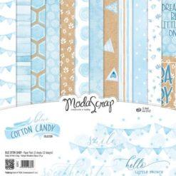 Designpapier-Blue-Cotton-Candy-ModaScrap