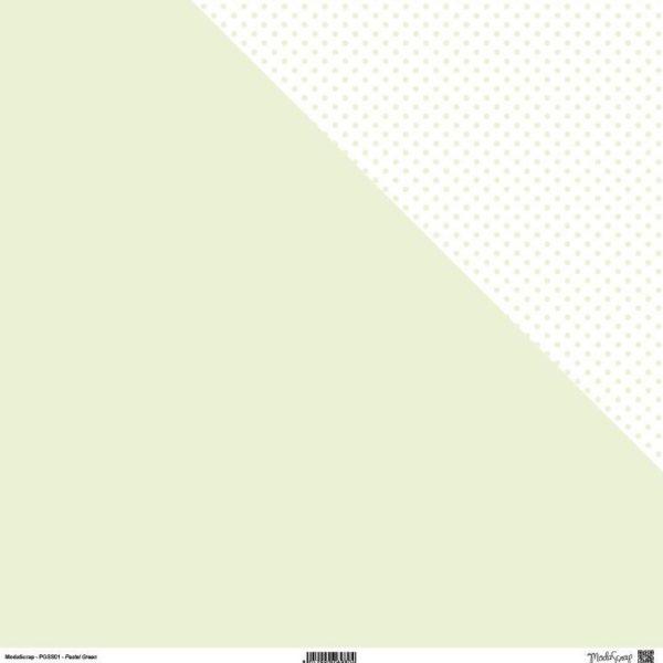 Designpapier-pastel-green-modascrap