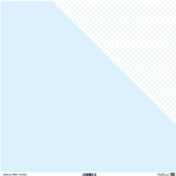 designpapier pastel blue modascrap