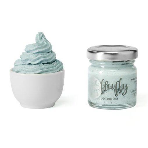 modascrap-fluffy-light-blue-grey