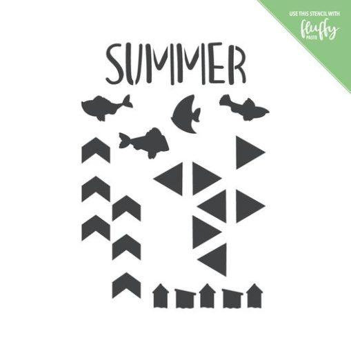 modascrap-stencil-summer