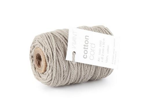 vivant-cord-cotton-fine-grey-50-mt-2mm