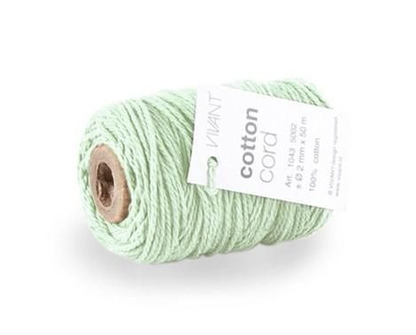 vivant-cord-cotton-fine-mint-green-50-mt-2mm