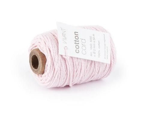 vivant-cord-cotton-fine-rose-50-mt-2mm