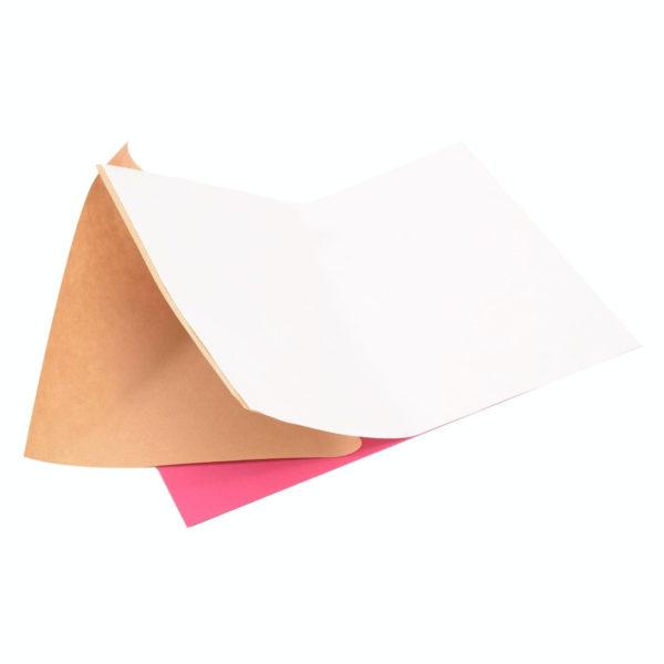 Doppelseitig klebende Blätter A5 | Unsere kleine Bastelstube - DIY Bastelideen für Feste & Anlässe