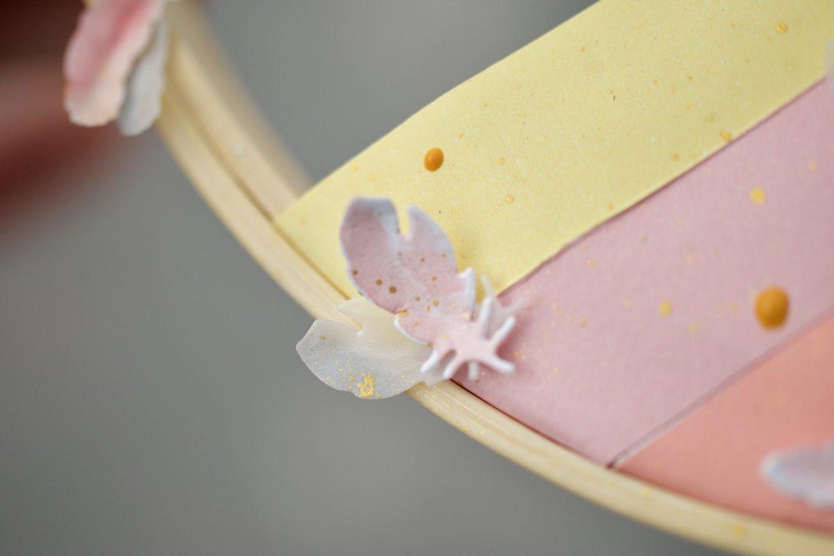 Stickrahmen - deine Deko für Ostern | Unsere kleine Bastelstube - DIY Bastelideen für Feste & Anlässe