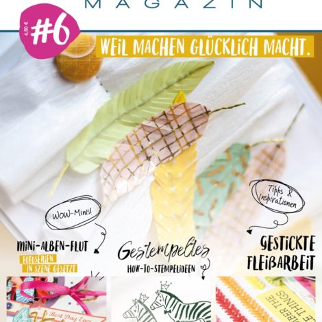 Kreativsüchtig Magazin-#6-österreich