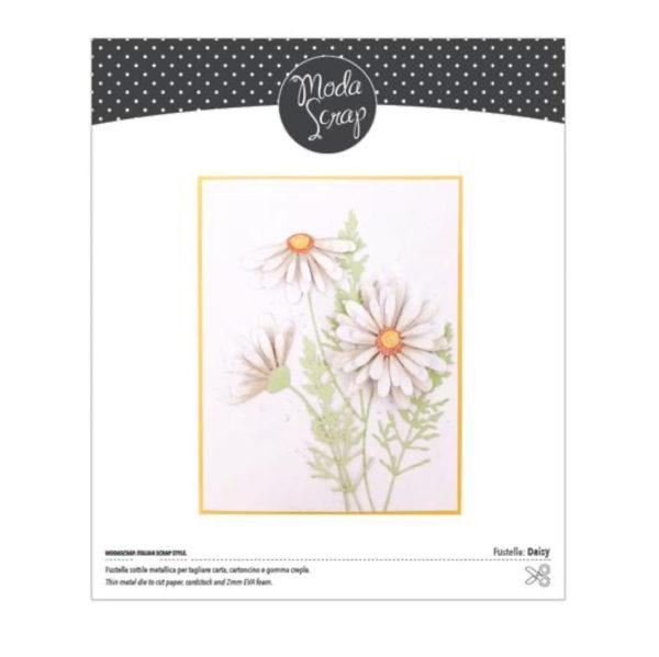 Stanzformen Blume - Daisy | ModaScrap | Unsere kleine Bastelstube - DIY Bastelideen für Feste & Anlässe
