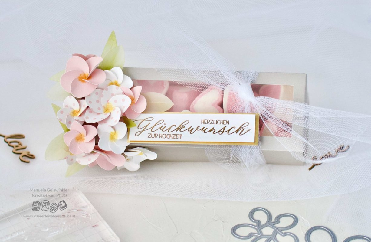 3 Ideen für DIY Geschenk zur Hochzeit | Unsere kleine Bastelstube - DIY Bastelideen für Feste & Anlässe
