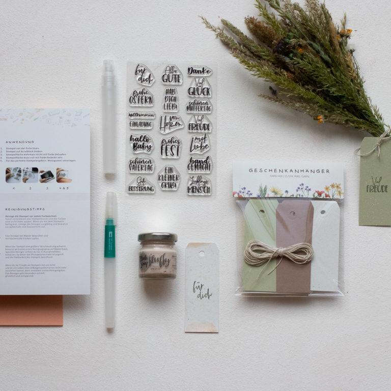 Geschenkanhänger-DIY-Set-Wildblumen-Naturpapier-Geschenke-verpacken-7