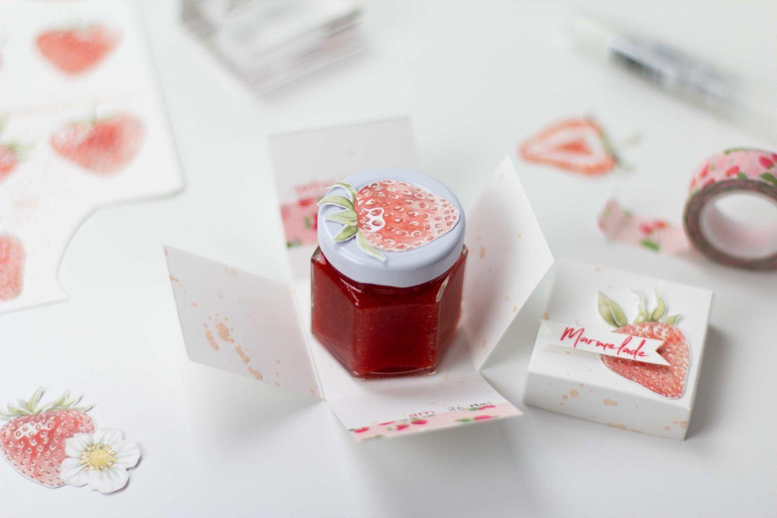 erdebeermarmelade-diy-geschenk-verpacken-dekorieren