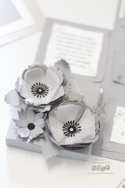 Explosionsbox Hochzeit