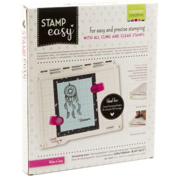 Stempelhilfe/ Stempelwerkzeug - Vaessen Creative