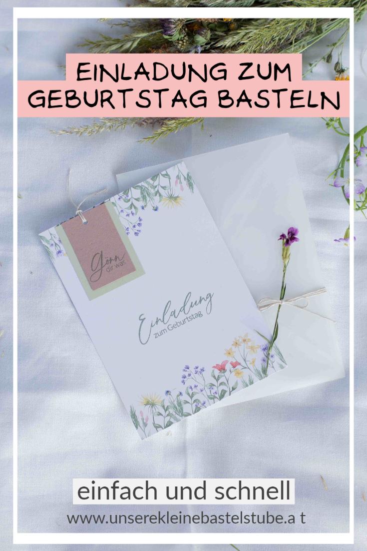 Designpapier Wiesenblumen Printable - BUNDLE (zum ausdrucken) | Unsere kleine Bastelstube - DIY Bastelideen für Feste & Anlässe