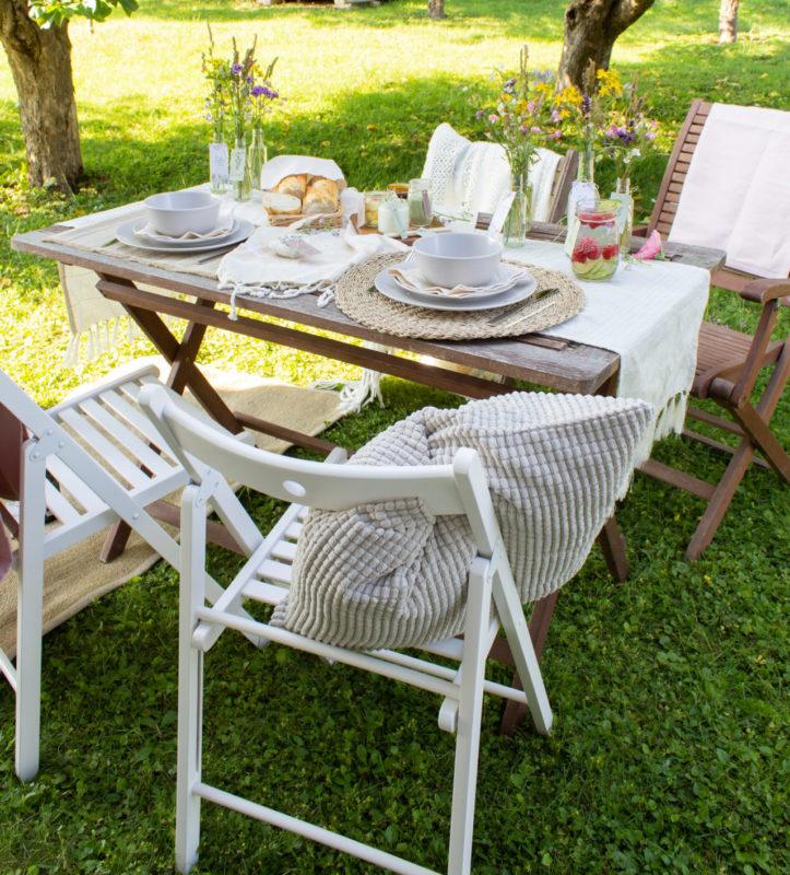 Wiesenblumen-Tischdeko-Selber-machen
