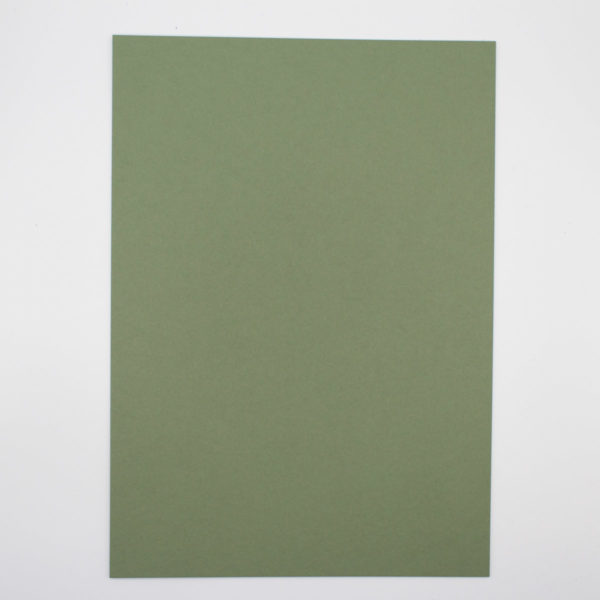 Premiumpapier Olivgrün A4