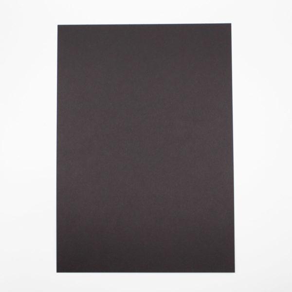 Premiumpapier Schwarz A4 270g DIY Karten und Verpackungen