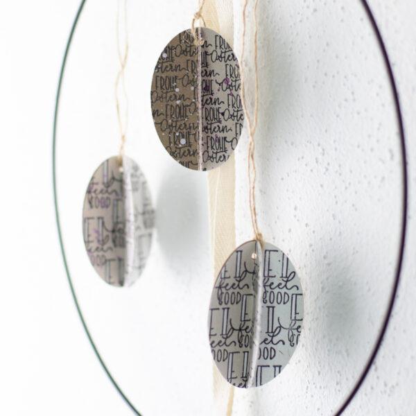 Ostereier aus Papier selber machen