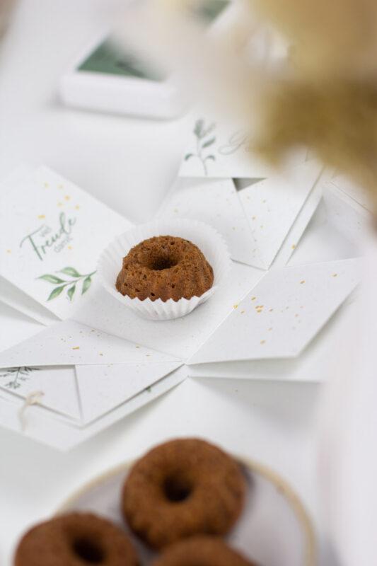 Explosionsbox selber machen - DIY Bastelidee zum Geburtstag, Taufe, Hochzeit, Muttertag, Kommunion